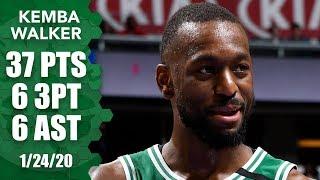 Kemba Walker drops 37 on the Magic | 2019-20 NBA Highlights