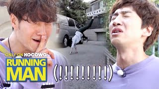 "Kwang Soo ""The fact that it's tasty makes me want to laugh"" [Running Man Ep 473]"