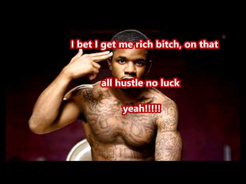 All Hustle, No Luck REMIX lyrics (Explicit Version)