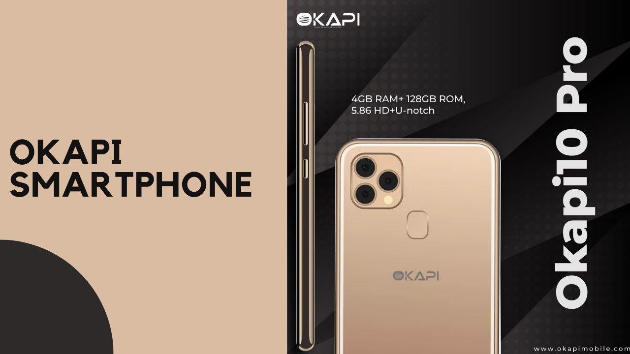 Download Découvrir le dernier OKapi 10 Pro - Telephone ya bana Mboka
