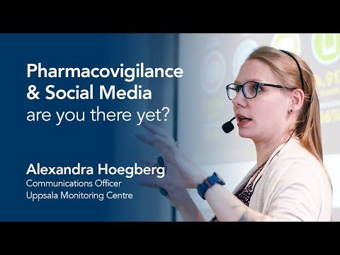 Pharmacovigilance & Social Media – are you there yet?