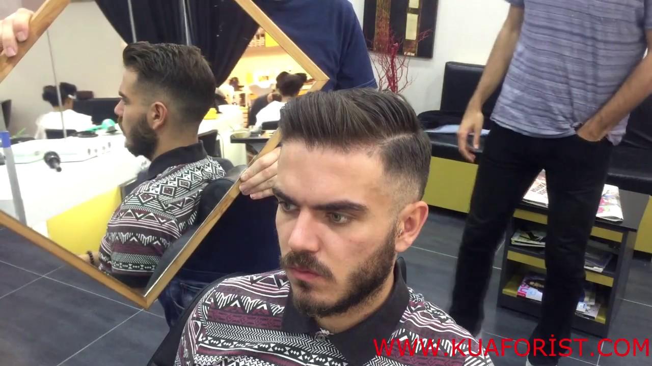 Erkeklerin saç kesimleri ne Uzun saç ve saç kesimi türleri