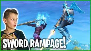 Fallen Ranger Plays with a SWORD!