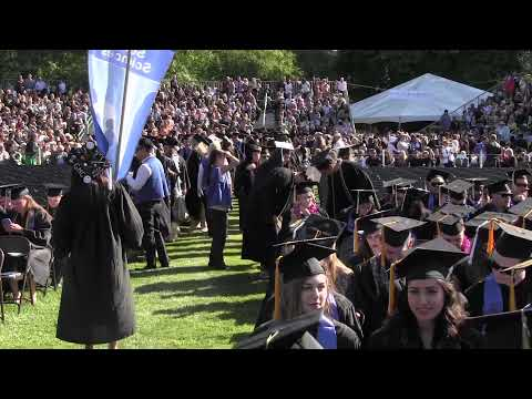 Sonoma State Commencement - May 10, 2014 - Morning Ceremony