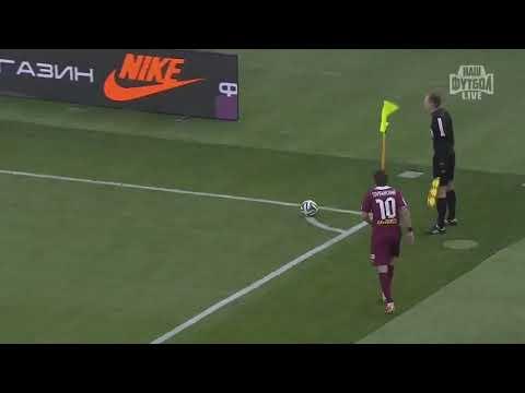 Rubin kazan 6-0 anzhi maç özeti