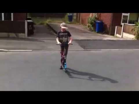 Jack metcalfe scooter tricks