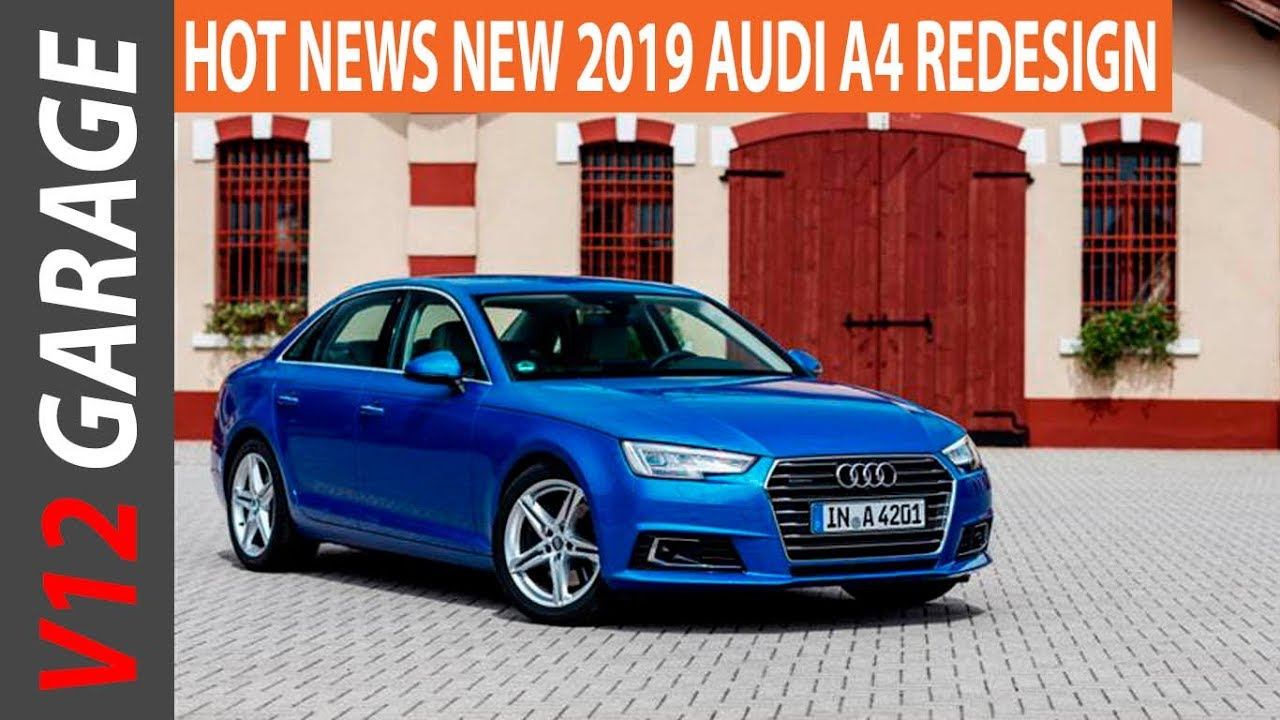 Audi A Redesign Specs And Review YouTube - Audi a4 specs
