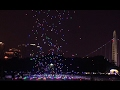 Drone Performance in South China Province on Lantern Festival