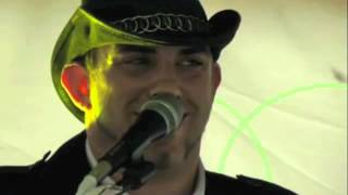 The Voodoo Man-Shoe - Tru Blood @ Lake Fest 2012