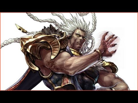 Soul Calibur 4 - Story Mode Playthrough - Algol