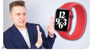 Apple Watch Series 6 и SE брать в 2021 НЕЛЬЗЯ!!! Вот, почему...