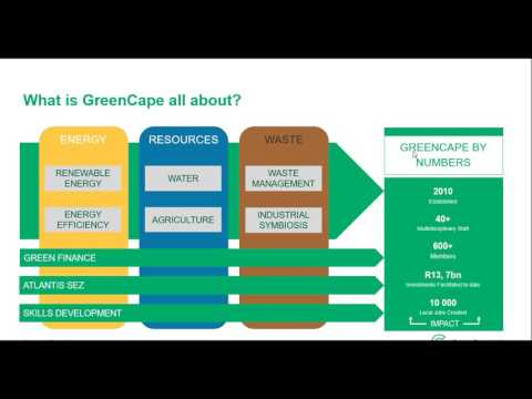 Mobilizing a local green economy using a sector development agency