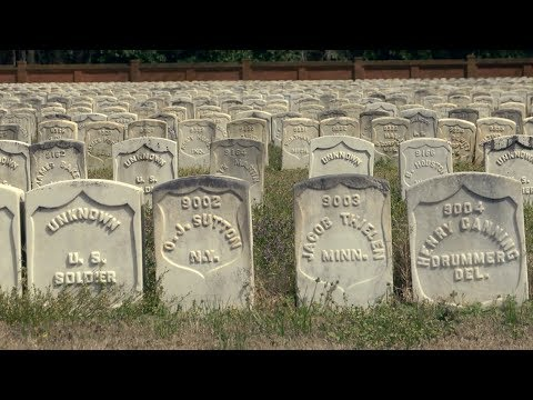 A Look Inside Andersonville's Prison Cemetery