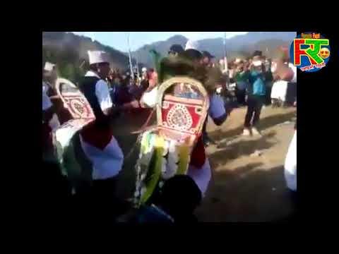 रुकुम रोल्पाको मौलिक सास्कृतिक मयुर नाच हेर्न छुटाउनु भरो कि ? Nepal cultural dance