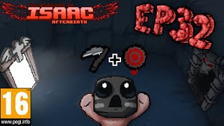 The Binding Of Isaac Afterbirth Ep32, De Womb a Dark Room y tiro porque me toca!