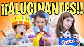 3 JUEGOS de NIÑOS ALUCINANTES para disfrutar en FAMILIA // Familukis