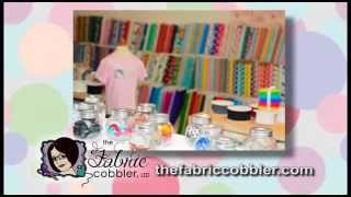 The Fabric Cobbler Tv Commercial