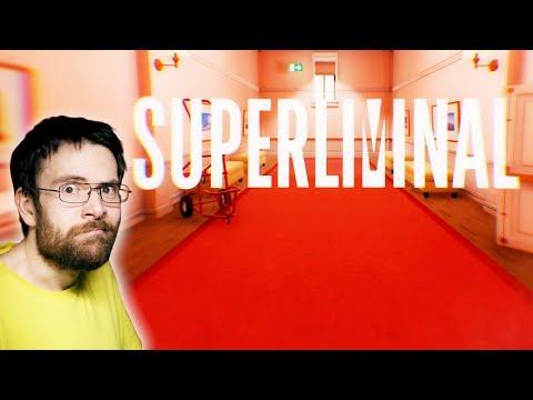 SUPERLIMINAL - Une découverte qui rend fou!