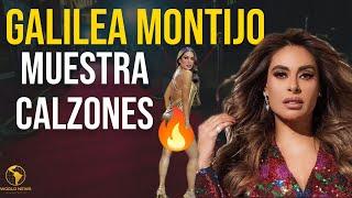 Galilea Montijo Muestra Calzones / Galilea Montijo MostrÓ De MÁs / Septiembre 2019