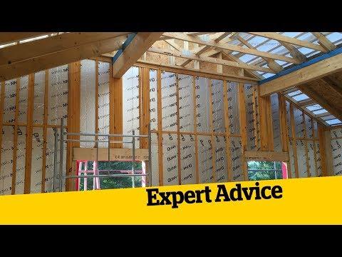 Building A Timber Frame Home