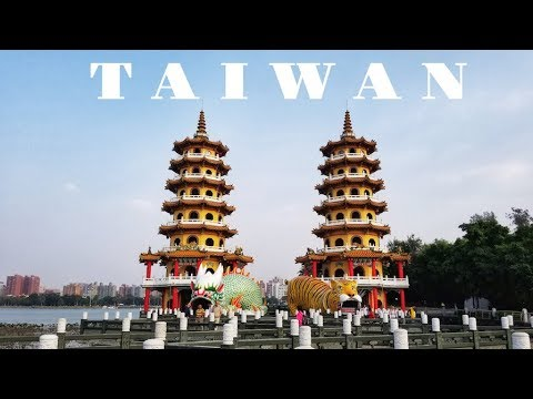 Tawain Vacation Travel Guide - Top 20 Places To See and Things to Do!