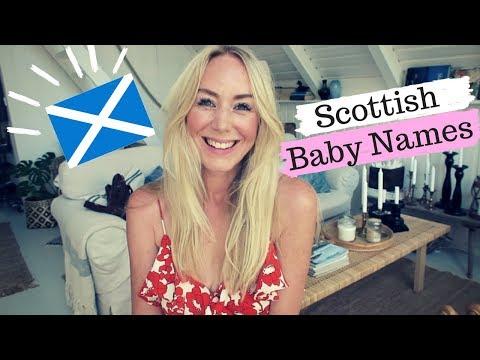 10 Scottish Baby Names With Mrs Meldrum   SJ STRUM