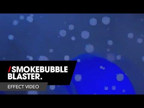 MAGICFX SMOKEBUBBLE BLASTER® Effect video