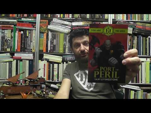 The Port of Peril Gamebook Review