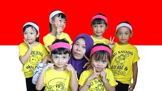 Download Mp3 Senam Anak Tk Cinta Indonesia - Tk A Mutiara Bangsa Surabaya