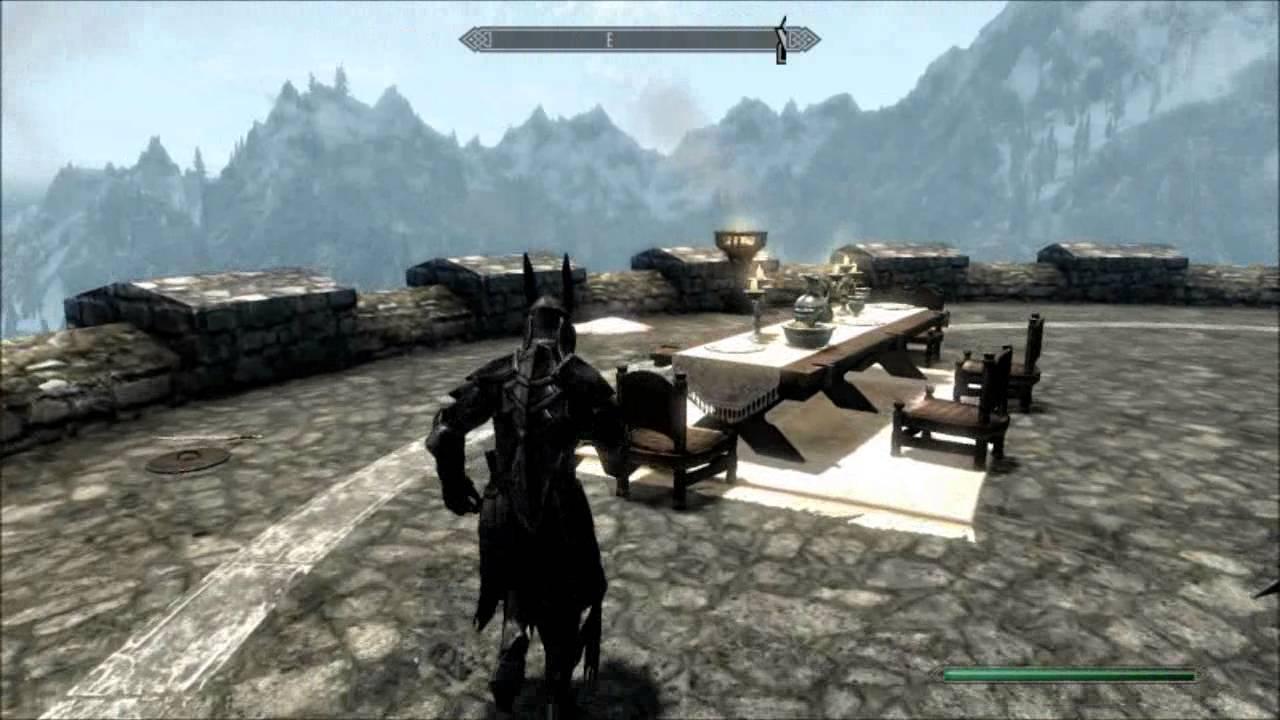 Skyrim Silver Dragon Armor Set Mod Youtube Immersive armors complete armor sets. skyrim silver dragon armor set mod
