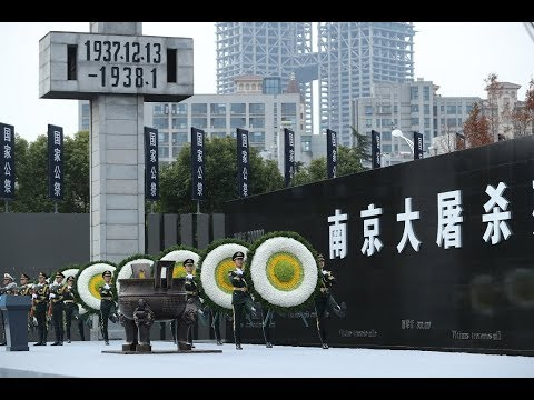 LIVE: China holds memorial for Nanjing Massacre victims