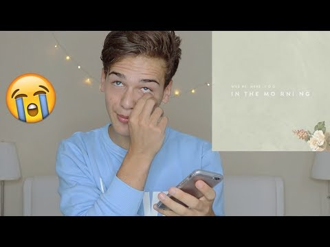 Shawn Mendes - Where Were You In The Morning | Reaction!