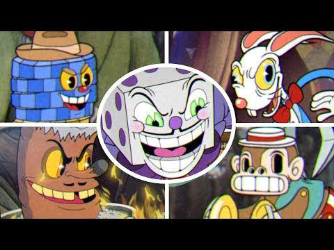 cuphead---all-casino-bosses-+-king-dice