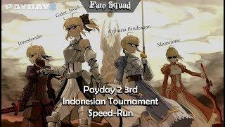 Gambar cover Payday 2 3rd INDONESIA SPEEDRUN TOURNAMENT