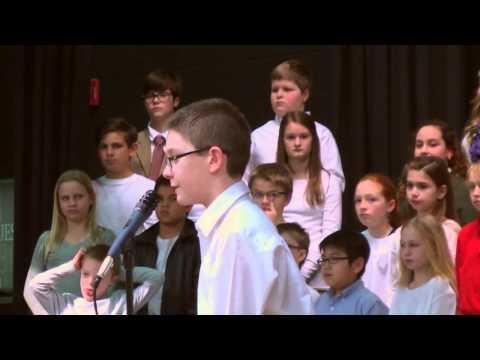 Clovercroft Elementary School American Voices
