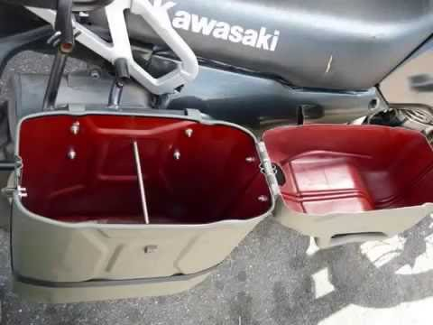 DIY Jerry Can  Saddlebags