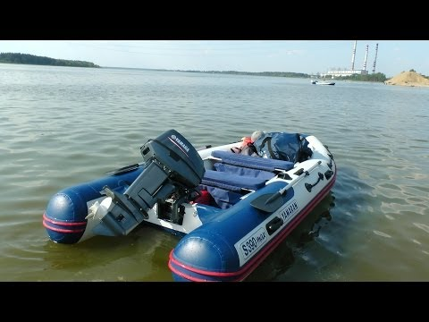 Лодка ПВХ Yamaran S390max / Review of boat Yamaran S390max