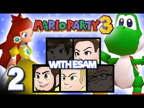 "Mario Party 3: ""Closer to the Edge"" - EPISODE 2 - Friends Without Benefits"