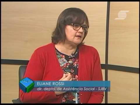 ELIANE ROSSI - CAMPANHA DO AGASALHO