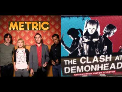Black SheepMetricClash at Demonhead Scott Pilgrim