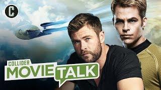 Star Trek 4 Might Lose Chris Hemsworth and Chris Pine over Salary - Movie Talk
