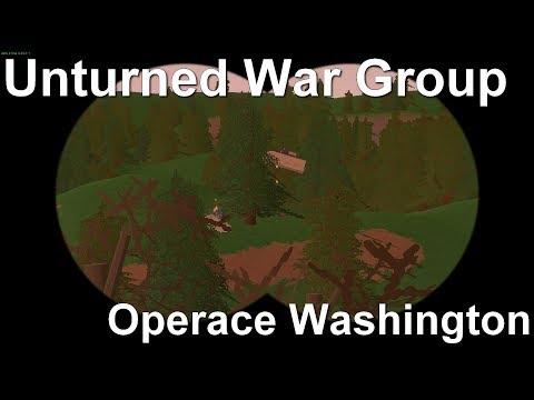 [S-M] Unturned War Group - Operace Washington (LAV)