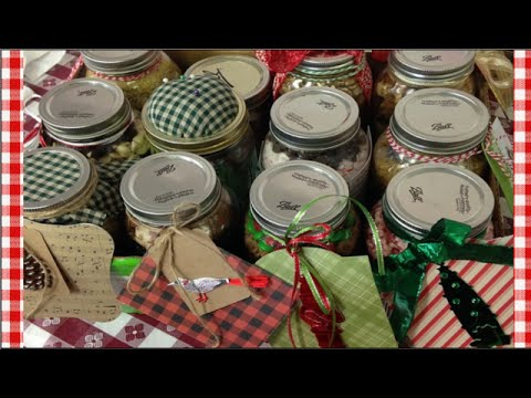 Gifts In A Jar And My Gift To You~  Noreen's Kitchen
