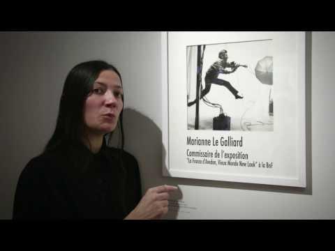 Richard Avedon par Jacques Henri Lartigue - Chaque photo a son histoire