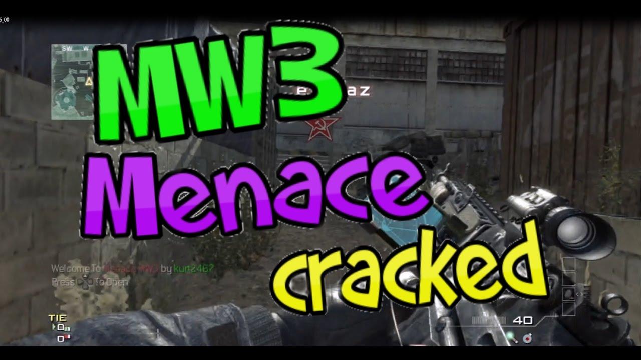 PS3 MW3 Menace SPRX Mod Menu CRACKED + Download