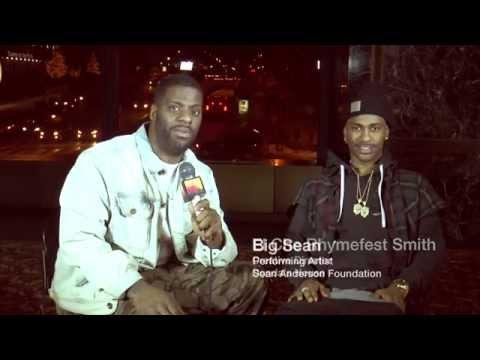 """Big Sean & Rhymefest """"Behind the Mic"""" Interview"""