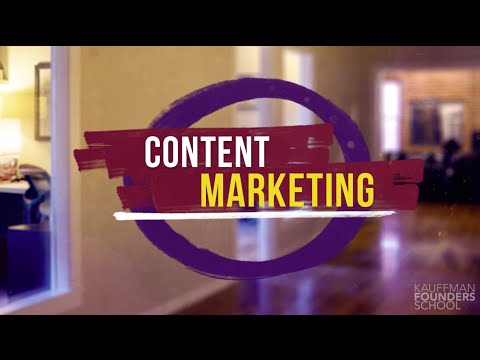Entrepreneurial Marketing: Insights from Neil Patel / Content Marketing
