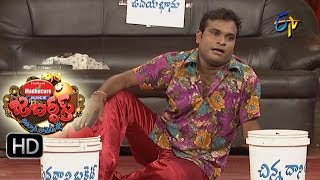Jabardasth - Racha Ravi Performance - 14th July 2016 - జబర్దస్త్