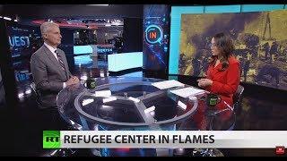 Baixar Erdogan to talk with EU amid migrant crisis in Greece