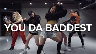 You Da Baddest - Future ft. Nicki Minaj / Minyoung Park Choreography